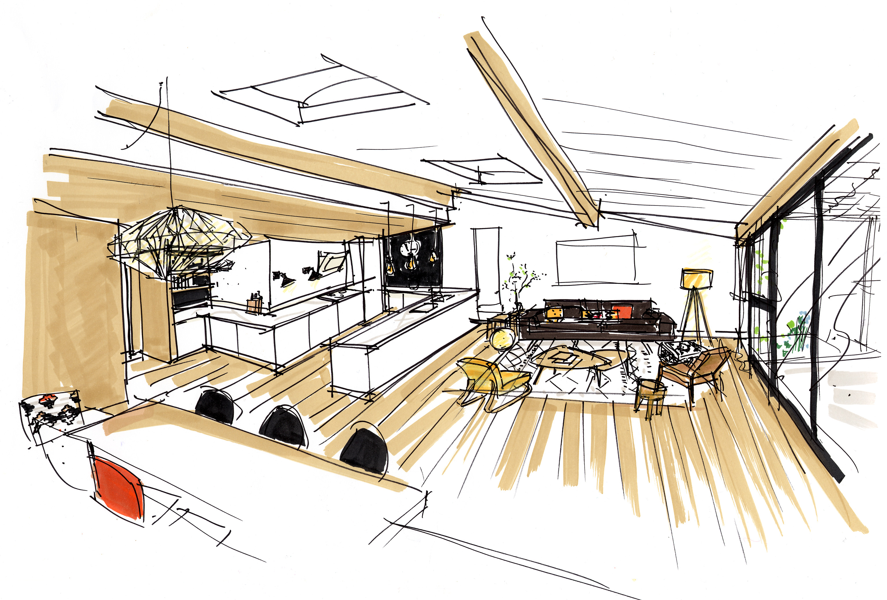 loft-paris-croquis-architecture-interieure-bnf-5
